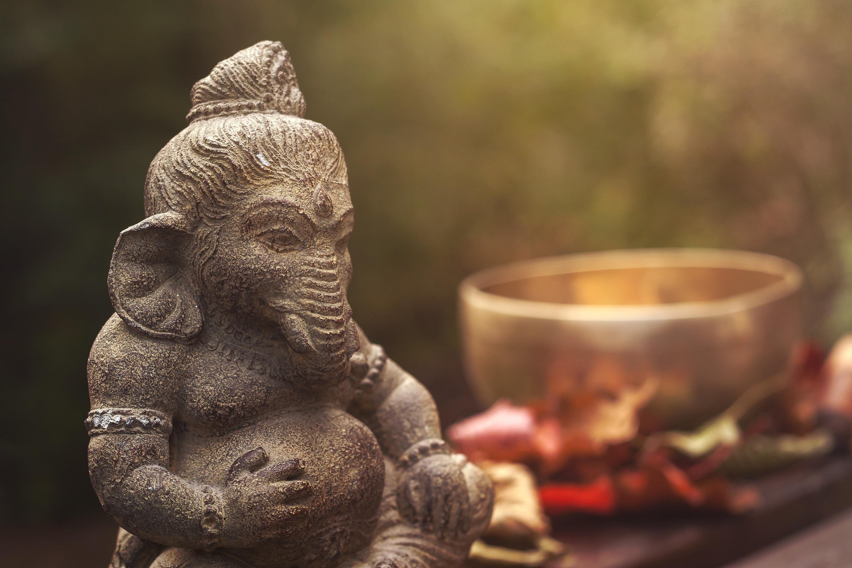 Ganesha - Fall - Bowl