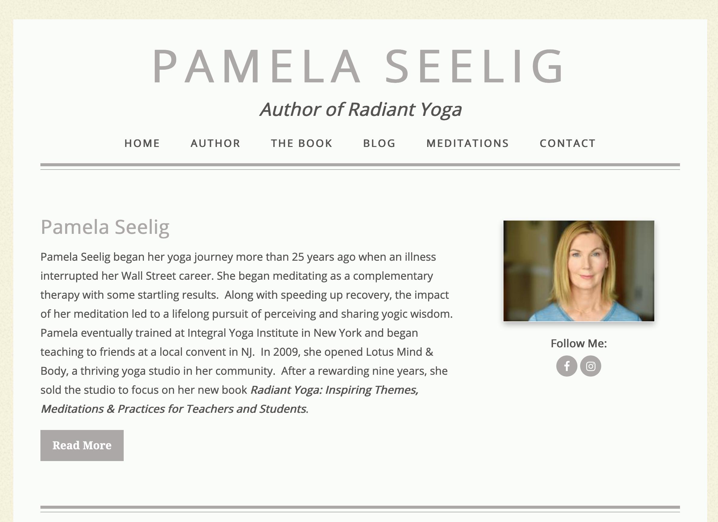 Pamela Seelig_home page
