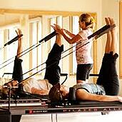 Reformer Trio with Inst