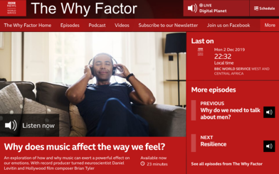 The Why Factor_Music